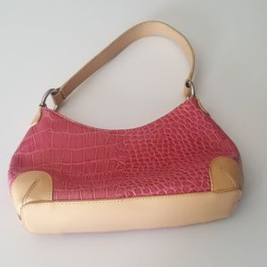 BCBGirls/Pink Shoulder Bag